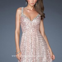 La Femme 19096 at Prom Dress Shop