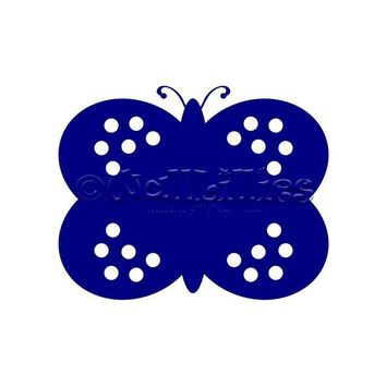 Butterfly II Decal