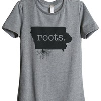 Home Roots State Iowa