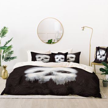 Viviana Gonzalez Dark City Bed In A Bag | Deny Designs