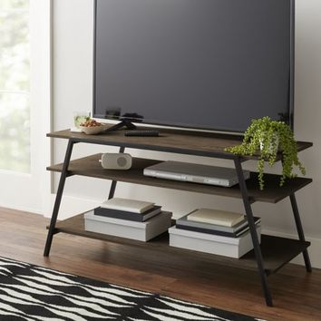 Mainstays Conrad TV Stand, Multiple Finishes - Walmart.com