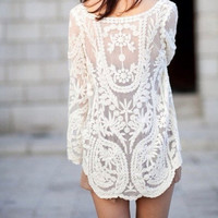 Lovely Lace Dresses