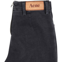 Acne Rocca Mid-Rise Skinny Jeans