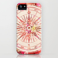 Follow Your Own Path II iPhone & iPod Case by Bianca Green