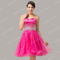 Short prom Party dress Evening dress Homecoming Dresses bridesmaid Graduation