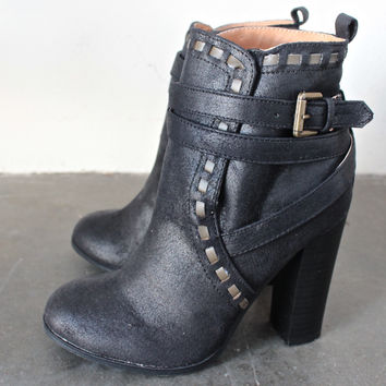 fairest ankle boots of them all in black