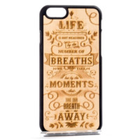 Wood The Meaning Phone case