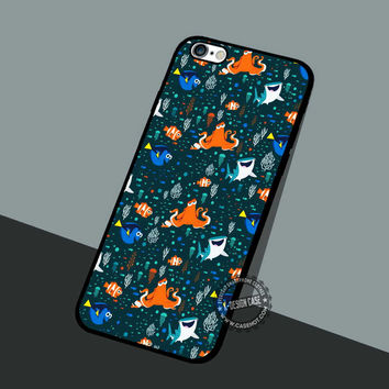 Baby Dory And Hank - iPhone 7 6 5 SE Cases & Covers