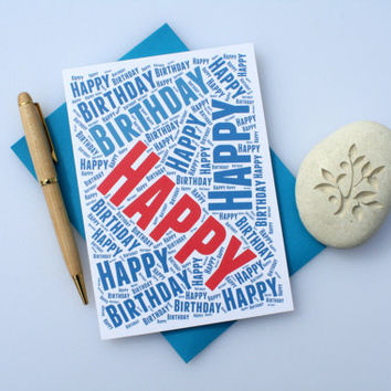 Funny Birthday Card, Sexy Birthday Card, Cute Birthday Card, Naughty Birthday Card, Romantic Birthday Card, Happy Birthday Card