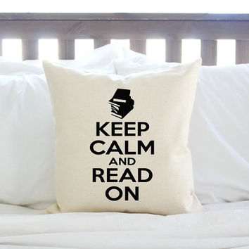 Keep Calm and Read On