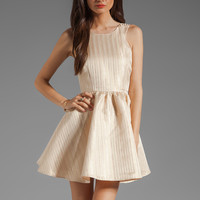 keepsake Girls Like You Dress in Rose Gold from REVOLVEclothing.com