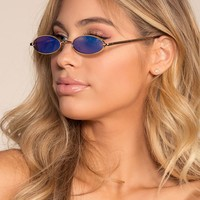 Stellar Sunglasses - Blue