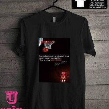DCKL9 Michael Jordan Quote T-Shirt for man shirt, woman shirt **