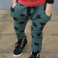new-toddler-kids-boys-cotton-pants-star-pattern-harem-trousers-s-pants-for-boys-6m-4y-bottoms-new BBL