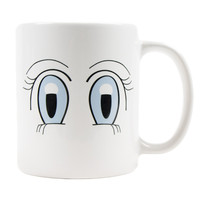 ANIME EYES COFFEE MUG