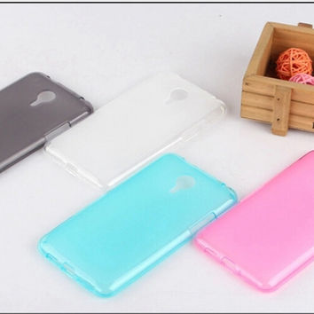 Case For Homtom HT3/HT3 PRO Silicone Protect Phone Covers coque For HOMOTM HT3/ HOMTOM HT3 PRO  Soft Phone Cases capa