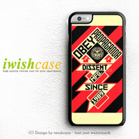 Obey Hello Kitty iPhone 6 Case iPhone 6 Plus Case Cover