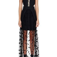 sass & bide | notions of beauty - black | dresses |