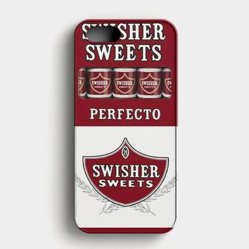 Swisher Sweets iPhone SE Case