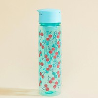 Typo Cherry Print Infuser Drinks Bottle at asos.com