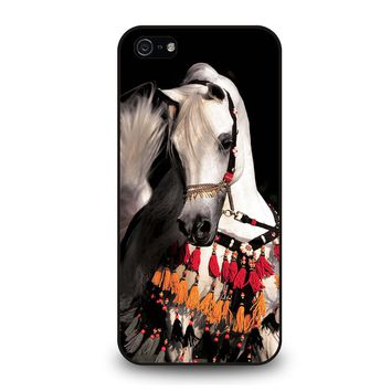ARABIAN HORSE ART iPhone 5 / 5S / SE Case