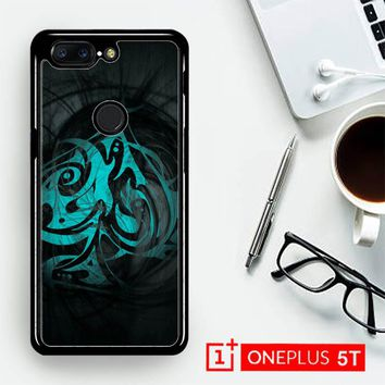 Blue Ace Of Spades R0103  OnePLus 5T / One Plus 5T Case