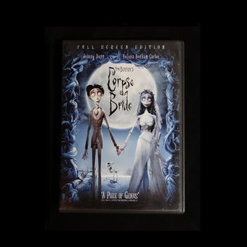 (DVD) Tim Burton's Corpse Bride (full Screen)