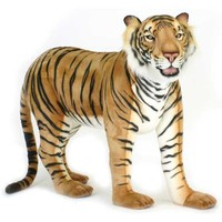 Hannah Giant Standing Bengal Tiger