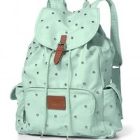 Victoria's Secret PINK Backpack Mint Studs, LIMITED-EDITION, NEW!