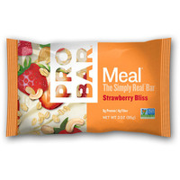 Probar Meal Bar - Organic - Strawberry Bliss - 3 Oz - 1 Case