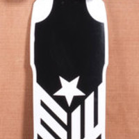 "EARTHWING 36.75"" BIG HOOPTY LONGBOARD COMPLETE"