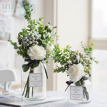 Artificial Flowers for Wedding Vases
