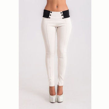 Fashion Ladies Pencil Pants
