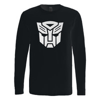 Autobots Transformers Fruit Of The Loom  Long Sleeve T-Shirt