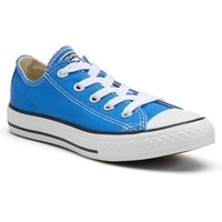 Converse Chuck Taylor All Star Ox Boys' Sneakers (Blue)