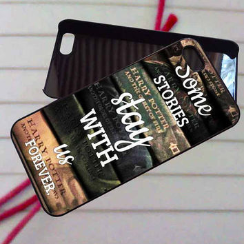 Harry Potter Old Books - case iPhone 4/4s,5,5s,5c,6,6+samsung s3,4,5,6