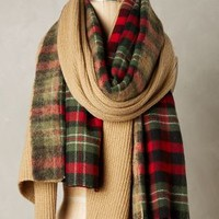 Fenwick Scarf by Standard Form Red One Size Scarves