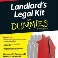 Landlord's Legal Kit for Dummies (For Dummies (Business & Personal Finance))