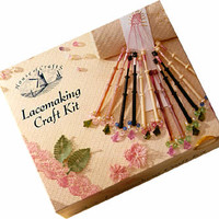 Lacemaking Craft Kit