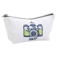 Surf's Up Zipper Pouch - Oh Snap
