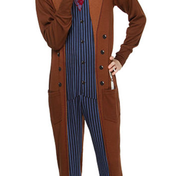 10th Doctor Lounger - Brown,