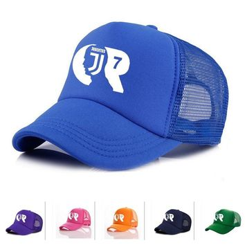 Trendy Winter Jacket New 7 Baseball Hat Camo Adult RONALDO Caps JUVENTUS Trucker Hats JJ Summer Snapback hats juventus hat For Men Women Adjustable AT_92_12