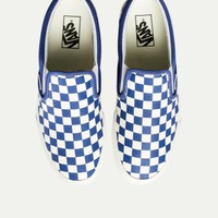 VANS Casual Checkerboard Pattern Canvas Flats Sneakers Sport Shoes