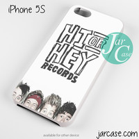 5 seconds of summer hi or hey (2) Phone case for iPhone 4/4s/5/5c/5s/6/6 plus