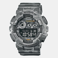 Casio G-Shock Gd 120cm 8er Watch - Grey Camo at Urban Industry