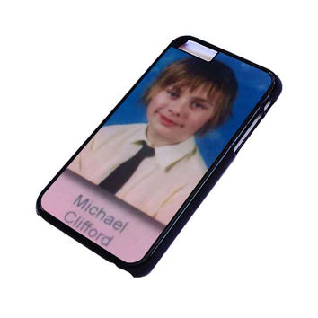 5SOS MICHAEL CLIFFORD iPhone 6 Case