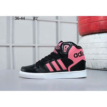 ADIDAS Clover classic retro men and women high top shoes #2