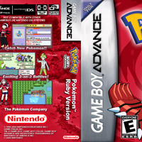 Pokemon Ruby - GameBoy Advance (Game Only w/ New Battery)