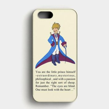 The Little Prince iPhone SE Case