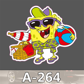 styling decor sticker on auto laptop sticker decal motorcycle fridge skateboard doodle stickers accessories